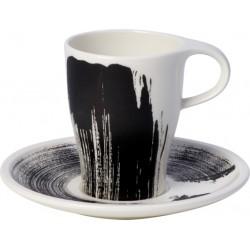 Coffee Passion Awake Tazza caffe conPiatto2 pezzi - Villeroy & Boch