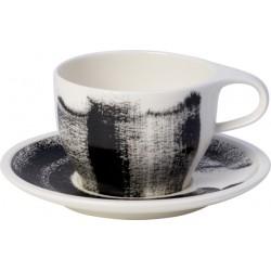 Coffee Passion Awake Ta.caffe latte Piatto 2 pezzi - Villeroy & Boch