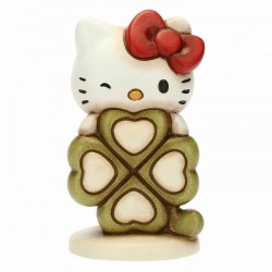Hello Kitty con quadrifoglio - Thun