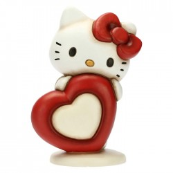 Hello Kitty con cuore - Thun