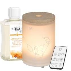 Diffusore elettrico Aroma Energy - Lampe Berger