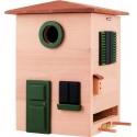 """Nido per uccelli con mangiatoia """"Mediterranean House Plus"""" - Wildlife Garden"""