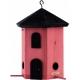 "Mangiatoia per uccelli fienile ""Tower Feeder Red"""