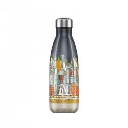"Bottiglia termica Ml. 500, Emma Bridgewater ""New York"" - Chilly's"