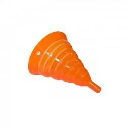Imbuto in silicone arancione Imbù - Pavoni