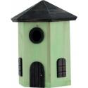 "Nido per uccelli ""Tower Nest Box Green"" - Wildlife Garden"