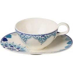 Tea Passion Medina Tazza te con Piatto 2 pezzi - Villeroy & Boch