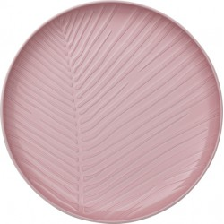 it's my match powder Piatto Leaf - Villeroy & Boch