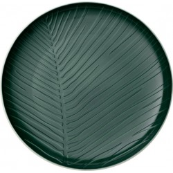 it's my match green Piatto Leaf - Villeroy & Boch