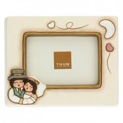 Portafoto sposini 13,5x17 cm - Thun