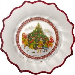 Christmas Glass Accessories Ciotola, danza intorno all'albero - Villeroy & Boch