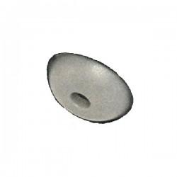 Ricambio piedino molleggiato antirumore Mm. 36 - Genius