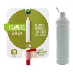Detergente alla spina per tessuti molto sporchi - Lavaverde