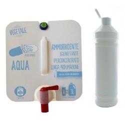 Ammorbidente Microcapsule vegetale alla spina per tessuti Aqua - Lavaverde