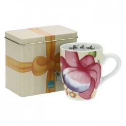 Mug con scatola in latta Cerimonia - Thun