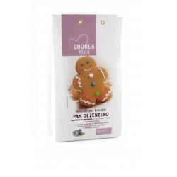 Miscela per biscotti pan di zenzero gr. 230