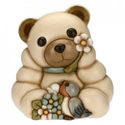 Teddy Primavera maxi con rondine - Thun