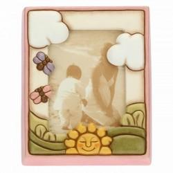 Portafoto medio 16x20 cm lei con sole - Thun