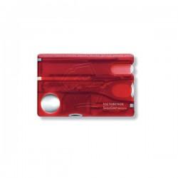 Trousse unghie rossa traparente - Victorinox