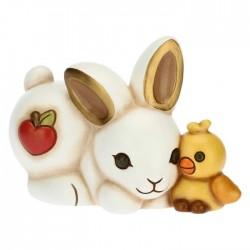 Coniglio con pulcino - Thun