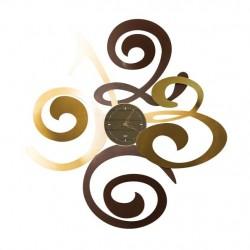 Orologio Filomena Lux, Oro Trasparente e Cortene - Arti e Mestieri