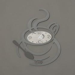 Orologio Al Bar, Ardesia - Arti e Mestieri