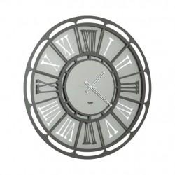 Orologio Big Classic, Ardesia e Alluminio - Arti e Mestieri