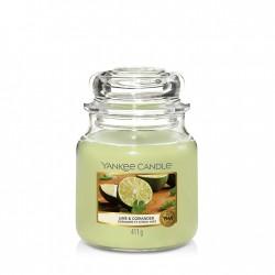 Lime & Coriander, Giara Media - Yankee Candle