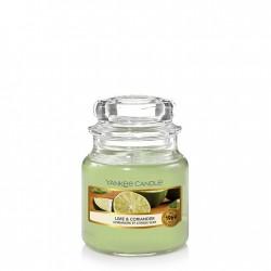 Lime & Coriander, Giara Piccola - Yankee Candle
