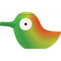 Lily Bird, Contenitore per salsa di soia - Alessi