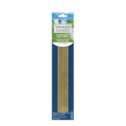 Clean Cotton, Ricarica per profumatore a bastoncini profumati - Yankee Candle