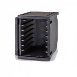 Contenitore Termobox, Caricamento frontale unità multiuso sei guide - Pavoni