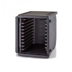 Contenitore Termobox, Caricamento frontale unità multiuso nove guide - Pavoni