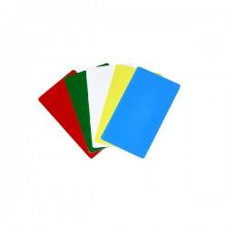 Etichette adesive colorate per Termobox - Pavoni