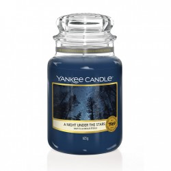 A Night Under The Stars, Giara Grande - Yankee Candle