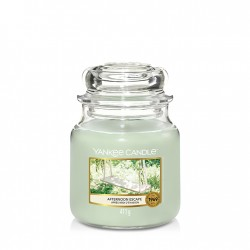 Afternoon Escape, Giara Media - Yankee Candle