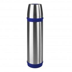 Captain, Bottiglia termico chiusura vite 0,5 lt. Acc/blu - Emsa