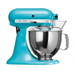 Planetaria, Robot KitchenAid Artisan, Blu Cristallo - KitchenAid