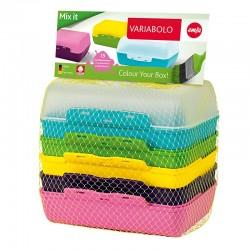 Variabolo, Clipboxset 6 elem.Comb. - Emsa