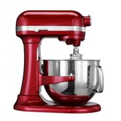 Robot KitchenAid Artisan 6,9 l., Rosso mela metallizzato