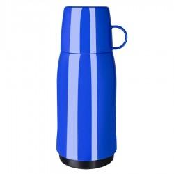 Rocket, Bottiglia termico chiusura Vite 0,5 lt. Blu - Emsa