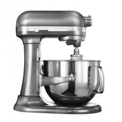 Robot KitchenAid Artisan 6,9 l., Argento Medaglia