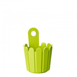 Landhaus, Mini vaso 15 cm. verde - Emsa