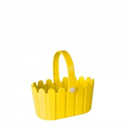 Landhaus, Cestino 28x18 cm. giallo - Emsa