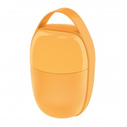 Food A Porter, Lunch Pot Giallo - Alessi