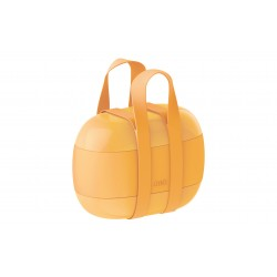 Food A Porter, Lunch Box Giallo - Alessi