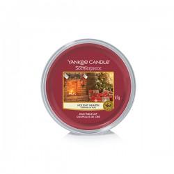 Holiday Hearth, Ricarica MeltCup per profumatore elettrico Scenterpiece - Yankee Candle