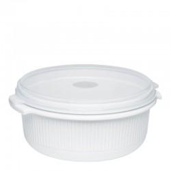 Micro Family, Pentola microonde 1 lt. bianco - Emsa