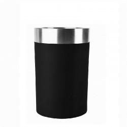 Thermo, Portabottiglie termico 9,5x20 cm. nero - Emsa