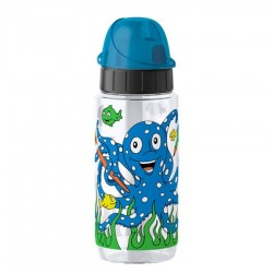 Drink2go, Bottiglia tritan kids 0,5 lt. Octopus - Emsa